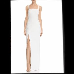 Likely Bethany Dress White *Bridesmaid Dress*